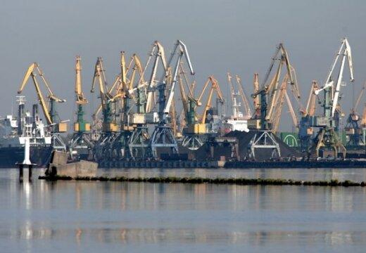 Многомиллионный проект Рижского порта получил поддержку ЕС