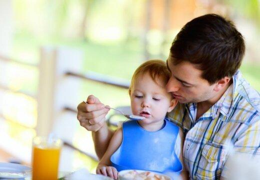 День отца: когда детей воспитывают мужчины